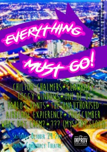 Everything Must Go Lineup